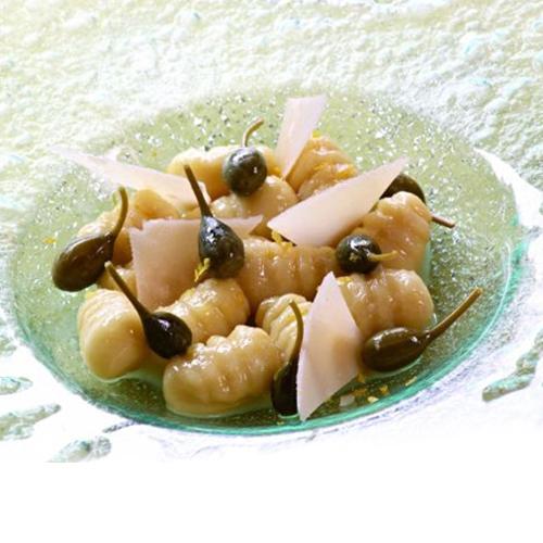 Gnocchis de Dolwen au citron