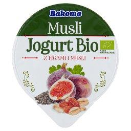 Musli Jogurt Bio z figami i musli