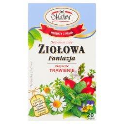 Ziołowa Fantazja Suplement diety Herbatka ziołowa 40 g (20 torebek)