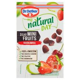 My Natural Day Żelki Mini Fruits truskawka