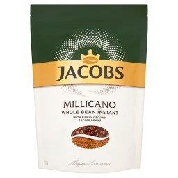 Millicano Kompozycja kawy rozpuszczalnej i bardzo drobno zmielonych ziaren kawy
