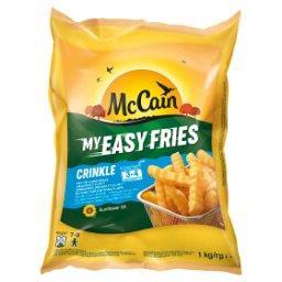 My Fries Crinkle Frytki karbowane do smażenia