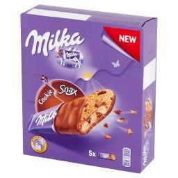 Cookie Snax Ciastko z kawałkami czekolady 137,5 g (5...