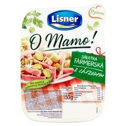 O Mamo! Sałatka farmerska z chrzanem