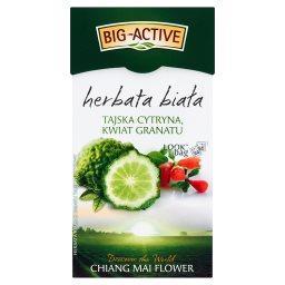 Herbata biała tajska cytryna i kwiat granatu  (20 to...