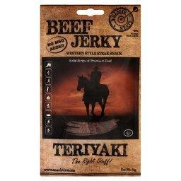 Beef Jerky Teriyaki Suszona wołowina