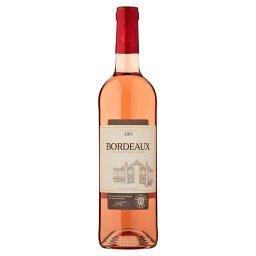 Bordeaux Wino różowe wytrawne francuskie