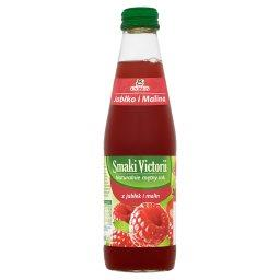 Smaki Victorii Naturalnie mętny sok z jabłek i malin