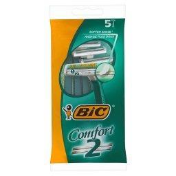 Comfort 2 Sensitive Jednoczęściowe maszynki do golen...