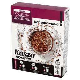 Cooking without Cooking Kasza gryczana bez gotowania