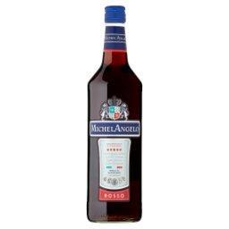Rosso Aromatyzowany napój winny owocowy 1 l