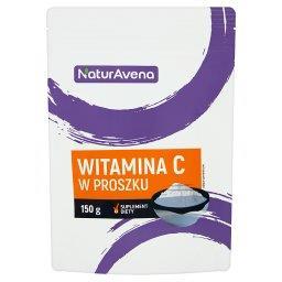 Suplement diety witamina C w proszku