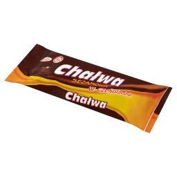 Chałwa sezamowa w czekoladzie