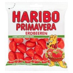 Truskawka Pianko-żelki o smaku truskawkowym