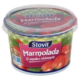 Marmolada o smaku różanym