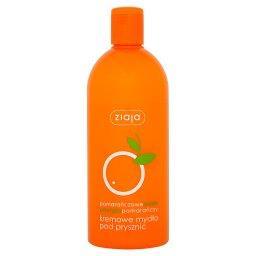 Pomarańczowe masło Kremowe mydło pod prysznic
