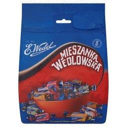 Mieszanka Wedlowska Cukierki w czekoladzie deserowej