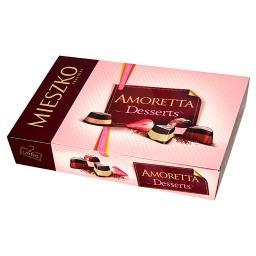 Amoretta Desserts Mieszanka czekoladek