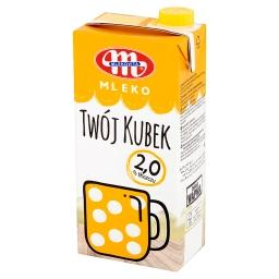 Twój Kubek Mleko UHT 2,0% 1 l