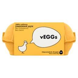 vEGGs 100% roślinny zamiennik jajek