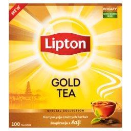 Gold Herbata czarna  (100 torebek)