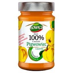 Dżem 100% z owoców pigwowiec z acerolą