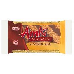 Amki Sezamki z czekoladą