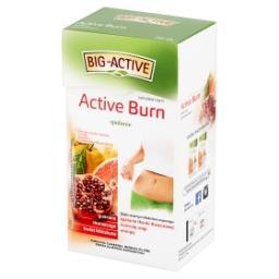Active Burn Herbatka ziołowo-owocowa Suplement diety...
