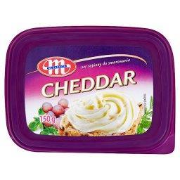 Cheddar Ser topiony do smarowania