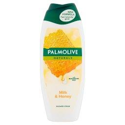 Naturals Milk & Honey Kremowy żel pod prysznic
