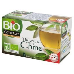 Bio Herbata zielona chińska