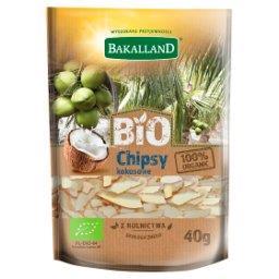 Bio chipsy kokosowe