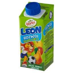 Leon Jabłka mango gruszki Napój wieloowocowy