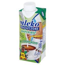 Mleko gostyńskie zagęszczone niesłodzone z błonnikiem light 4%