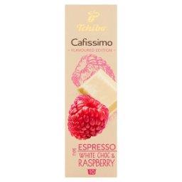 Cafissimo Espresso White Choc & Raspberry Kawa aromatyzowana 70 g