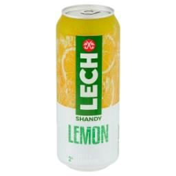 Shandy Lemon Piwo z lemoniadą