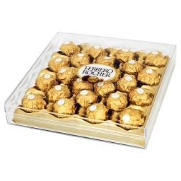Chrupiący smakołyk z kremowym nadzieniem i orzechem laskowym w czekoladzie