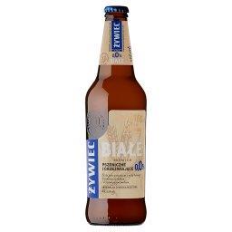 Białe Piwo pszeniczne bezalkoholowe
