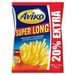 Super Long Bardzo długie frytki do piekarnika