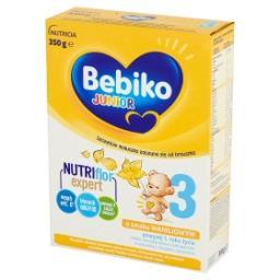 Junior 3 Mleko modyfikowane dla dzieci powyżej 1. roku życia o smaku waniliowym