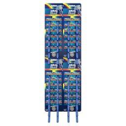 Blue II Plus Chromium Jednorazowe Maszynki Do Goleni...