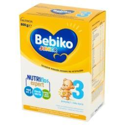 Junior 3 Mleko modyfikowane dla dzieci powyżej 1. roku życia 800 g