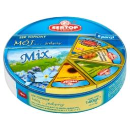 Tychy Mój... jedyny Mix Ser topiony 140 g (8 porcji)