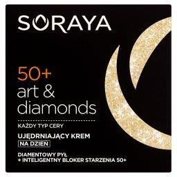 Art & diamonds 50+ Ujędrniający krem na dzień