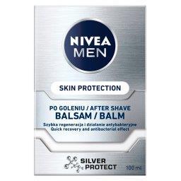 MEN Silver Protect Balsam po goleniu