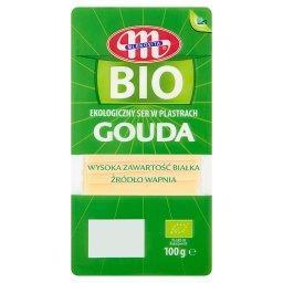 BIO Ekologiczny ser w plastrach Gouda