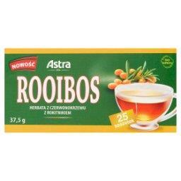 Rooibos Herbata z czerwonokrzewu z rokitnikiem 37,5 g
