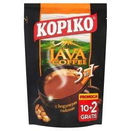 Java Coffee 3in1 Rozpuszczalny napój kawowy 252 g (12 saszetek)