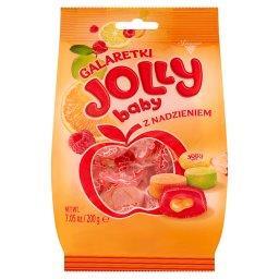 Jolly baby Galaretki z nadzieniem w cukrze