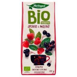 Herbatka BIO aronia i malina